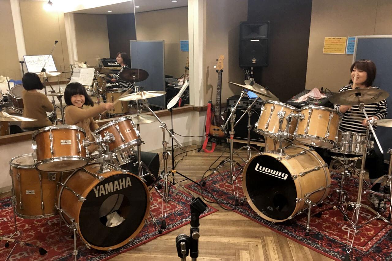 小寺良太 ドラムレッスン ドラムスクール